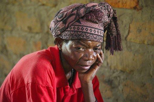 Woman, Congo, People