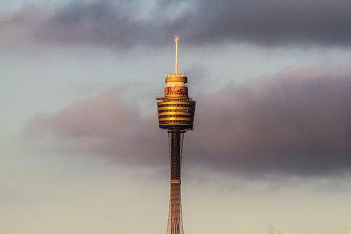 Architecture, Building, Centrepoint Tower, City