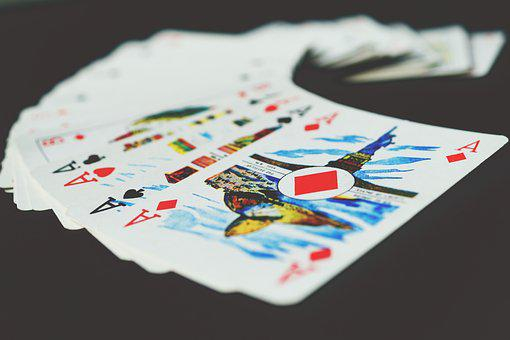 Ace, Cards, Chance, Gambling, Luck, Magic Trick