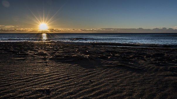 Sunset, Calahonda, Mijas, Malaga, Costa Del Sol