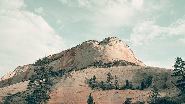 Canyon, Daylight, Desert, Dry, Geology