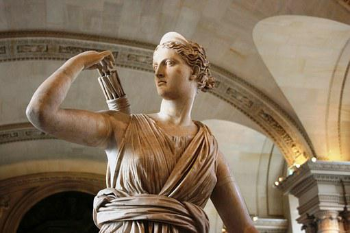 Diana, Goddess Of The Hunt, Hunting, Greek Goddess