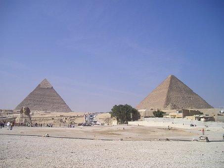 Egypt, Pyramids, Chephren, Cheops, Egyptians, Gizeh