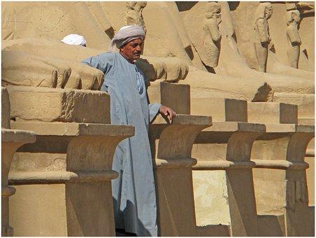 Egypt, Karnak, Luxor, Pharaonic, Pharaohs, Building