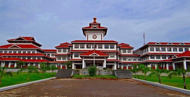 Udupi Collectorate, Manipal, Karnataka, India