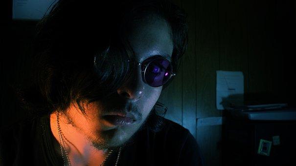 Moody, Lighting, Dark, Grunge, Creative, Vivid, Goth