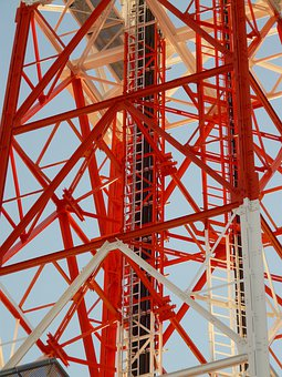 Radio Tower, Radio Mast, Greened, Transmission Tower
