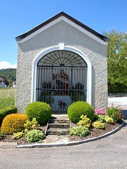 Artstetten Pöbring, Roadside Chapel, Pietà, Religious