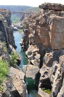 South Africa, Weeping River, Blyde River Canyon