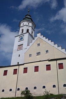 Church St Andreas, Church, Babenhausen, Parish Church