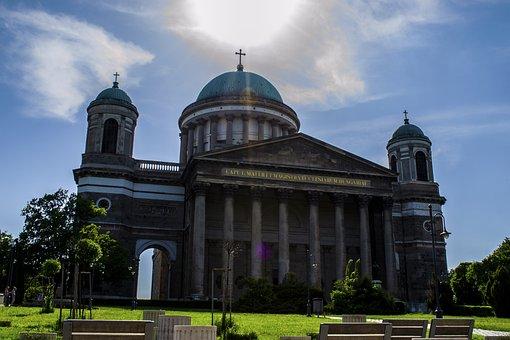 Basilica, Esztergom, Basilica Cathedral, Catholic, St