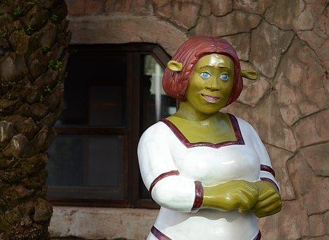 Troll, Princess, Fiona