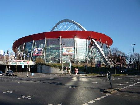 Cologne, Cologne Arena, Lanxessarena, Deutz, Event Hall
