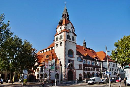 Germany, Leipzig, City, Zoo, Building, History