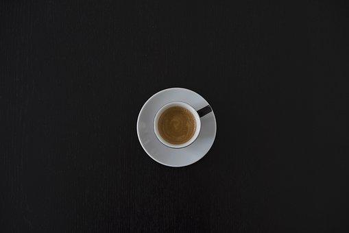 Caffeine, Coffee, Cup, Drink, Espresso, Mug, Simple