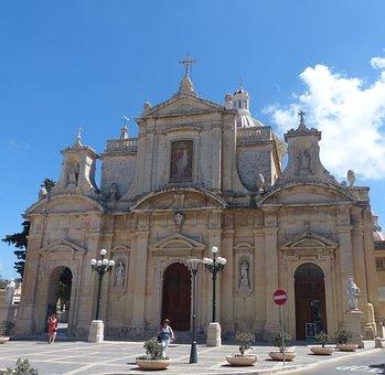 St Paul Church, Church, Rabat, Catacombs, Malta