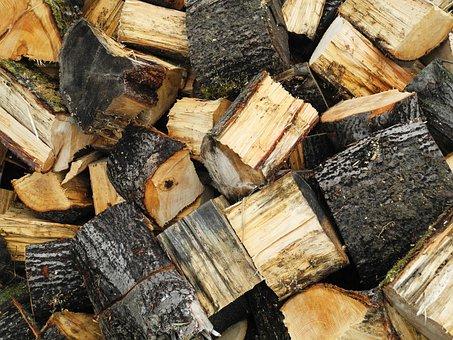 Wood, Winter, Supply, Tree, Storage, Heat, Logs, Tribes