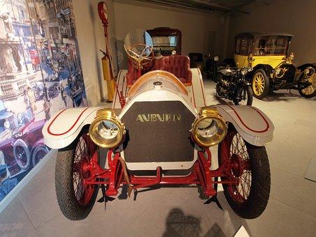 Auburn Roadster 1912, Car, Automobile, Vehicle