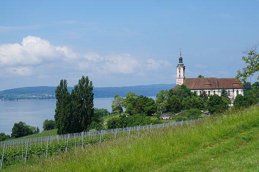 Birnau, Basilica, Birnau Pilgrimage Church, Baroque