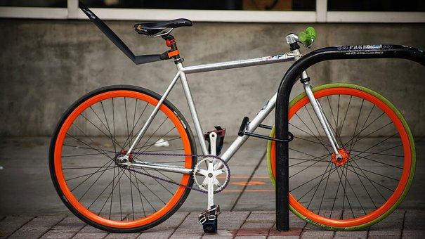 Bicycle, Bicycle Wheels, Bike, Wheels, Cycle, Biking