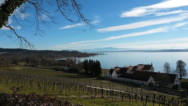 Lake Constance, Birnau, Uhldingen Mühlhofen, Water