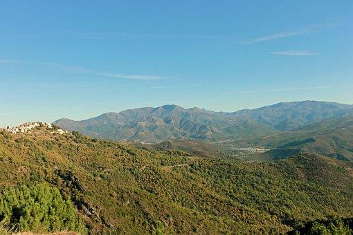 Corsican, Mountain, Maquis, Island, Island Of Beauty