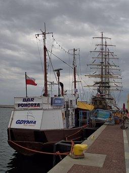 Gift Pomorza, Bar Pomorza, Gdynia, Kosciuszko Square