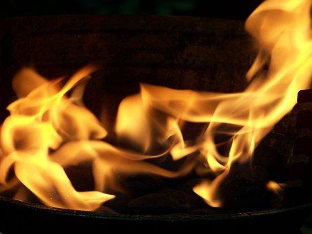 Fire, Flames, Burning, Burns, Flammable, Hot, Heat