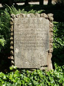 Memorial, Saarbruecken, Stone, Plate, Commemoration