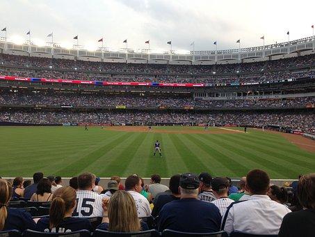 Baseball, Yankees, Yankee Stadium, Sports, Team