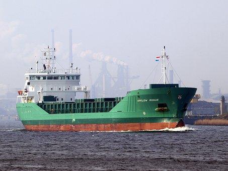 Arklow Rogue, Ship, Vessel, Transportation, Logistics
