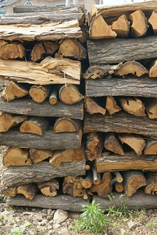 Wood, Firewood, Also Clearly Sense