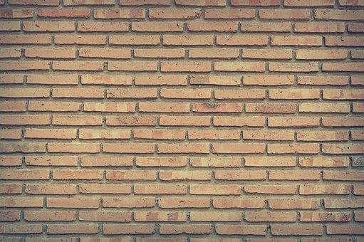 Architecture, Brickwork, Background, Blocks, Brick