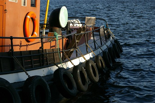 Boat, Acts, Fishing, Fender, Image Deck, Archipelago