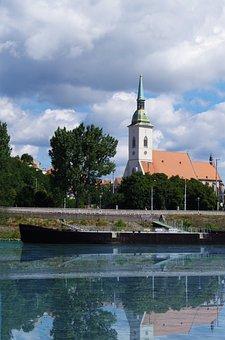 Bratislava, Slovakia, St Martin's Cathedral