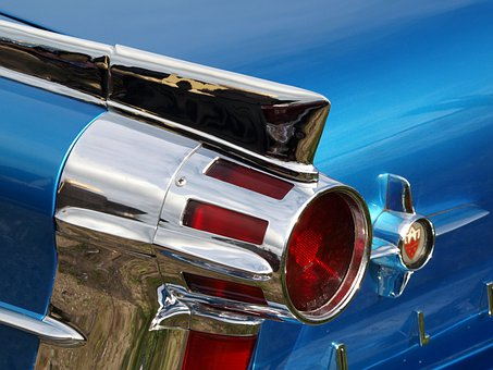 Oldsmobile, 1988, Taillight, Backend, Classic, Oldster