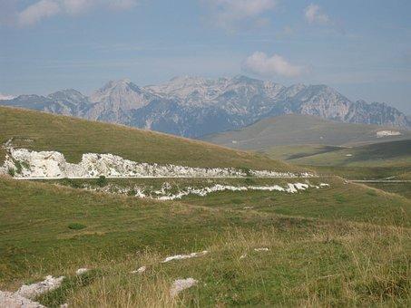 Italy, Lessinia, Lessini Mountains, Carega Group
