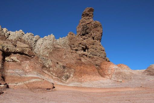 Canary Islands, Tenerife, Spain, Nature, Landscape