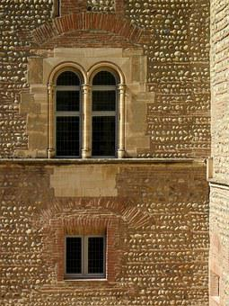 Palace Of The Kings Of Majorca, Fortress, Windows