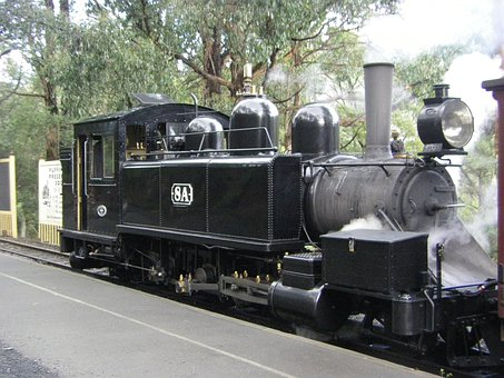 Loco, Steam Train, Train, Steam, Locomotive, Rail
