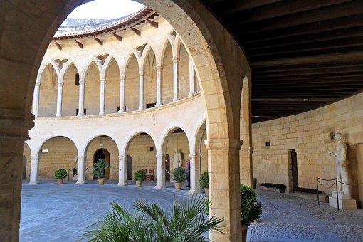 Building, Architecture, Majorca, Spain, Tour, Tourism