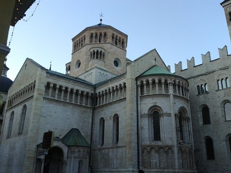 The Cathedral Of Trento, Monument, Tourism In Trentino