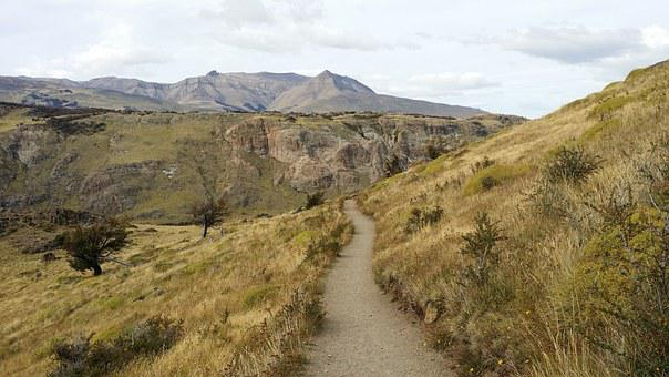 Mountain Trail, The Andes Trail, Toward The Future