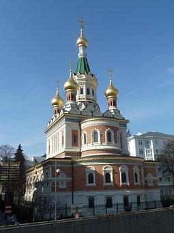 Russian Orthodox, Vienna, Cathedral, Saint Nicholas