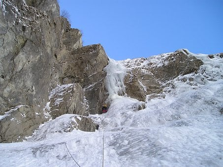 North Wall, Ice Climbing, Alpinism, Bergsport, Alpine