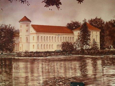 Castle, Brandenburg, Rheinsberg, Rheinsberg Castle