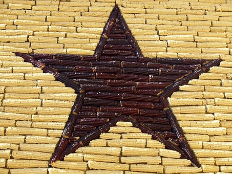 Corn, Star, Mitchel, Corn Palace, Building, Mitchell