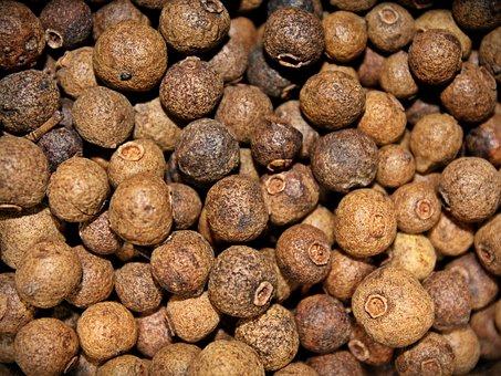 Allspice, Piment, Spice, Spice Grain, Season, Cook