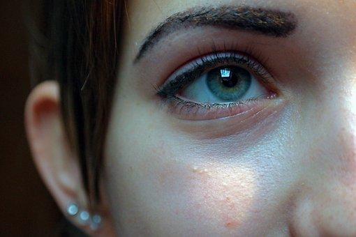Facial, Woman, Eye, Skin, Lady, Profile, Portrait