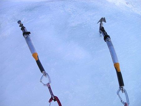 Ice Tools, Ice Ax, Ice Climbing, Alpinism, Bergsport